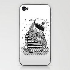 Amour éternel. iPhone & iPod Skin