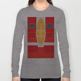 Starscream Transformers Minimalist Long Sleeve T-shirt