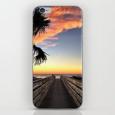 The Path to the Bright Side iPhone & iPod Skin