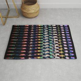 Digital textile 1 Rug