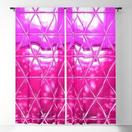 Triangle Glass Tiles 78 Blackout Curtain