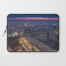 Sunset in Berlin Laptop Sleeve