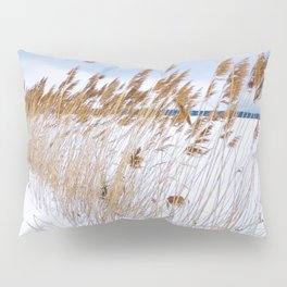 White field Pillow Sham