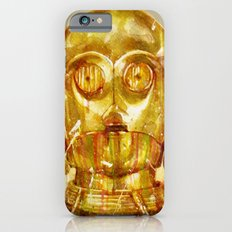 C-3PO iPhone 6s Slim Case