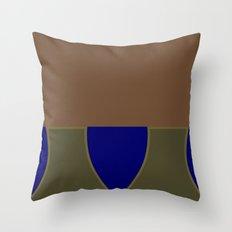 Jake Sisko - Minimalist Star Trek DS9 Deep Space Nine - Trektangle - Trektangles startrek Throw Pillow