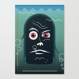 What is this?! Canvas Print