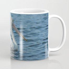 Aussie Pelican Coffee Mug