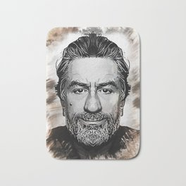 Robert De Niro - Caricature Bath Mat