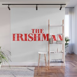 Irishman Wall Mural