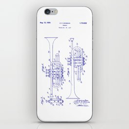 Trumpet iPhone Skin