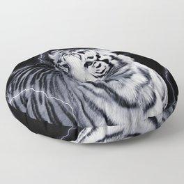 SPIRIT TIGER OF THE WEST Floor Pillow