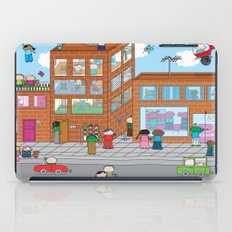 Oekie Street  iPad Case