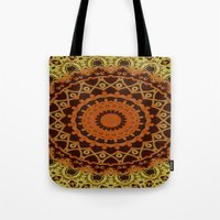morocco Tote Bags featuring Morocco by Kimberly McGuiness