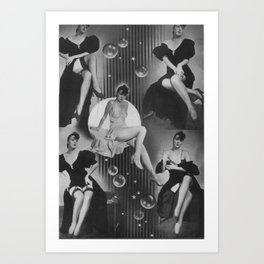 Iconic Images: Gypsy Rose Lee  Art Print