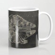 Millennium Falcon Mug