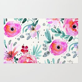 Colby Floral Rug