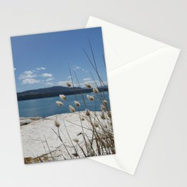 The beach 1 Stationery Cards