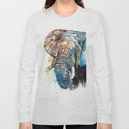 African Giant Long Sleeve T-shirt