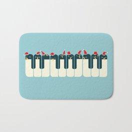 The Penguin Choir Bath Mat