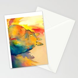 Neighbor Stationery Cards