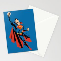 DC - Superman Stationery Cards
