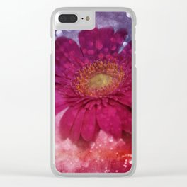 the last summerdays -6- Clear iPhone Case