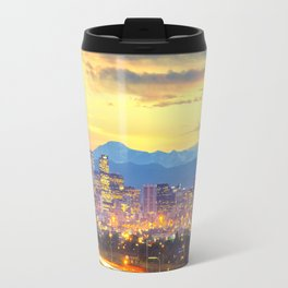 The Mile High City Travel Mug