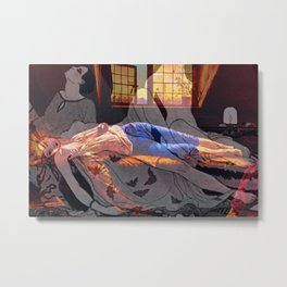 Chatterton's Dream Metal Print