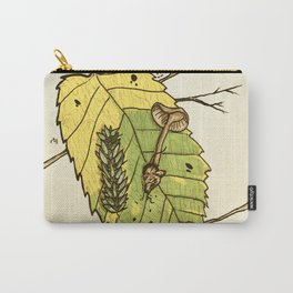 Broken Twigs Carry-All Pouch