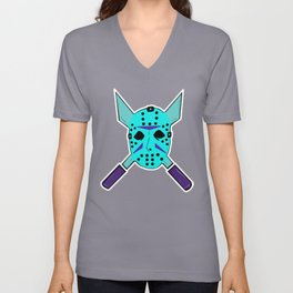 Camp Crystal Lake Unisex V-Neck