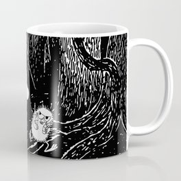 Moomins run for Stinky Coffee Mug