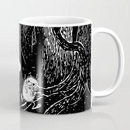 Moomins run for Stinky Coffee Mug