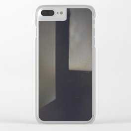 ..- -. - .. - .-.. . -.. II Clear iPhone Case