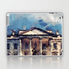 White House On A Sunny Day Laptop & iPad Skin