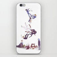 durarara iPhone & iPod Skins featuring trust me not by rhymewithrachel