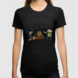 Beaver Safety Shirt! (by Steak n' Egg) T-shirt
