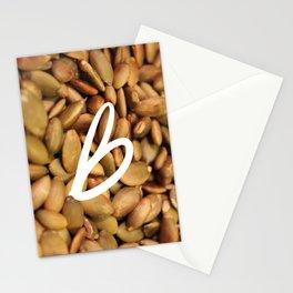 Recettes du Bonheur - foodies Stationery Cards