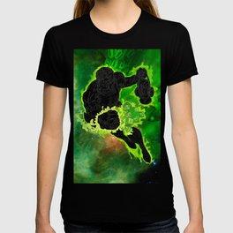 The Green Lantern by Derek Dobbels T-shirt