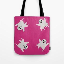Ghosts #4 Tote Bag