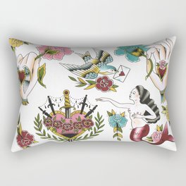 Milagros Rectangular Pillow
