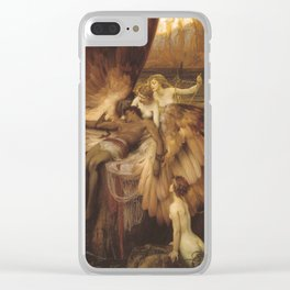 The Lament for Icarus by Herbert James Draper, 1898 Clear iPhone Case