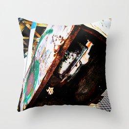 Breaker, Breaker Throw Pillow