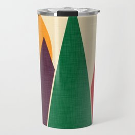 solar mountain #homedecor #midcentury Travel Mug