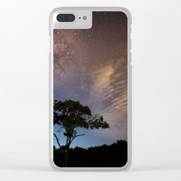 Magnificent Sky Clear iPhone Case