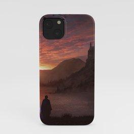 Hogwarts iPhone Case