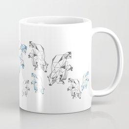 Polar bear population Coffee Mug