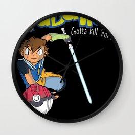 Padawan Wall Clock