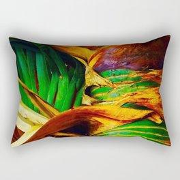 Pandanus in the Tropics Rectangular Pillow
