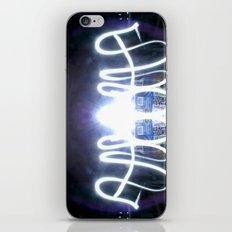 Lights II iPhone & iPod Skin