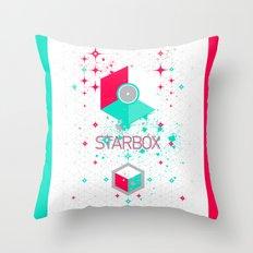 STARBOX 1.0 Throw Pillow